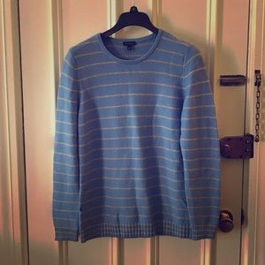 Talbots Stripped Sweater